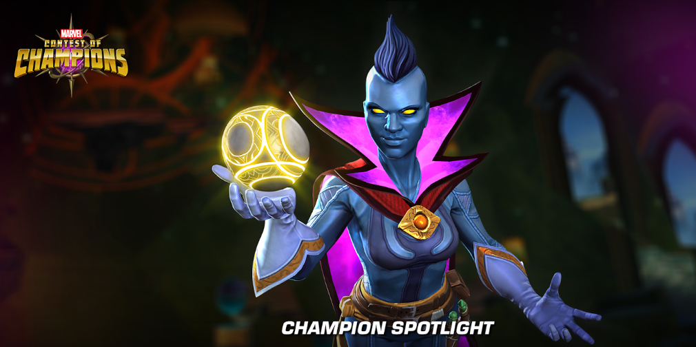 Marvel Contest of Champions adds the all-powerful Sorcerer Supreme to its massive roster